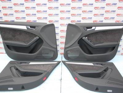 Set tapiterii usi Audi A4 B8 8K 2008-2015