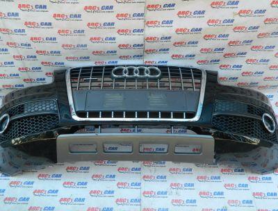 Bara fata cu senzori, spalatori si proiectoare Audi Q5 8R 2008-2012 S-Line