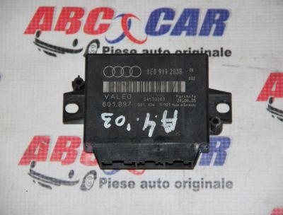 Modul senzori parcare Audi A4 B68E 2000-20058E0919283B