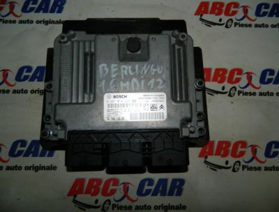 Calculator motor Citroen Berlingo 2 2008-2018 1.6 HDI 966729580