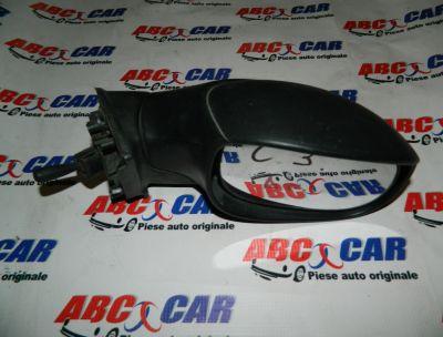 Oglinda dreapta manuala Citroen C3 1 2002-2009