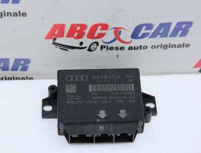 Modul senzori parcare Audi A6 4G C72012-20184H0919475H