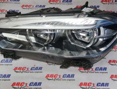 Far stanga LED BMW X5 F15 2013-2017 7290065