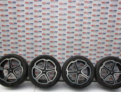 Set jante aliaj R17 Ford Mondeo 3 ET40, 7.5JX17H2, 5x1122000-2007