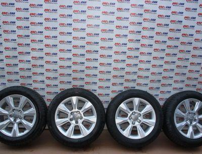 Set jante aliaj Audi A4 B8 8K Allroad 2008-2015 7.5Jx17H2, ET238K0601025AF