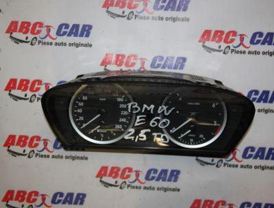 Ceasuri de bord BMW Seria 5 E60/E61 2005-2010 2.5d 6211-6937618