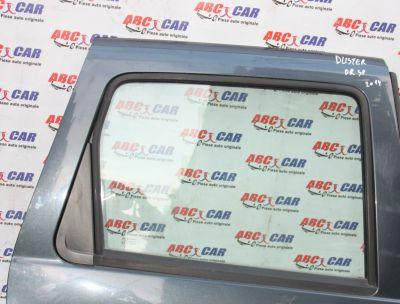 Geam mobil dreapta spate Dacia Duster 2009-2017
