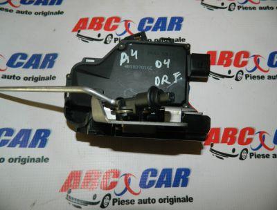 Broasca usa dreapta fata Audi A4 B6 8E 2000-2005 4B1837016E