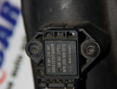 Senzor presiune aer VW Polo 6R 2008-2014 03G906051D