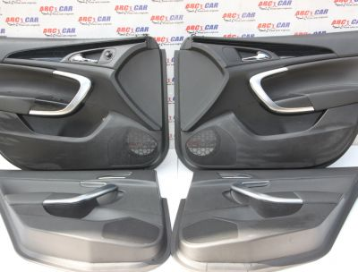 Set tapiterii usi din piele Opel Insignia A 2008-2016