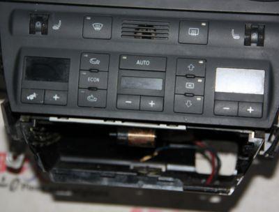 Panou climatronic Audi A6 4B C5 1997-2004