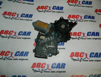 Motoras macara usa stanga fata VW Sharan (7M) 2000-2009 Cod: 7M0959801A