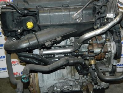 Turbosuflanta Ford Fusion 2002-2012 1.4 TDCI