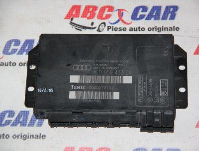 Calculator confort Audi A4 B6 8E 2000-2005 8E0959433CA