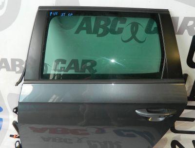 Motoras geam usa stanga spate VW Passat B6 2.0 TDI variant