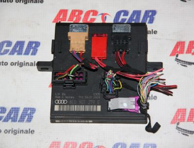 Calculator confort Audi A4 B6 8E 2000-2005 8E0907279E