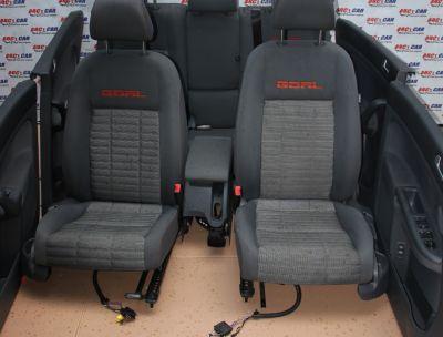 Interior textil (GOAL)VW Golf Plus 2004-2012