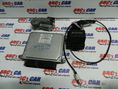 Kit pornire Mercedes E Class W211 2.2 CDI automat, calculator motor COD: A6461505172