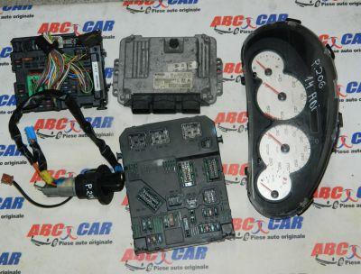 Kit pornire Peugeot 206 1999-2010 1.4 HDI Cod: 9653202580