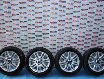 Set jante aliaj R16 Ford Focus 3 7Jx16H2, 5x108, ET502012-2018 AM5J-1007-CC