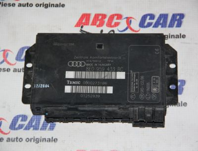 Calculator confort Audi A4 B6 8E 2000-2005 8E0959433BC