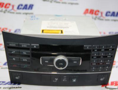 Radio CD Mercedes E-Class W212 2010-2015 A2129064400