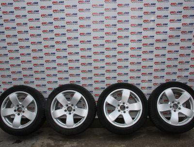 Set jante aliaj R17 Mercedes E-Class W211 2004-2009 ET35, 5x112, 8,0Jx17x2