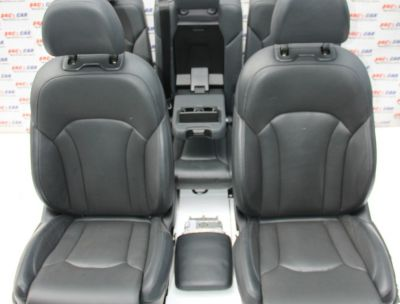 Interior din piele Audi Q7 4M 2016-prezent