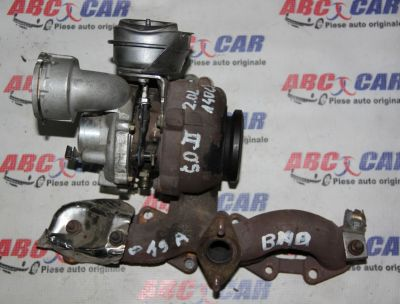 Turbosuflanta VW Golf 5 2005-2009 2.0 TDI 03G253019A