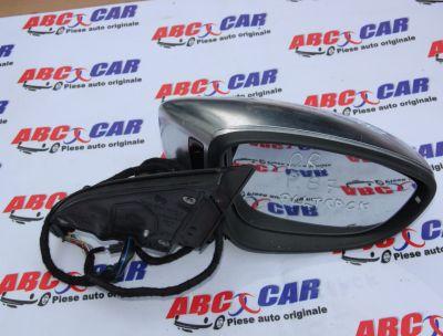 Oglinda dreaptaheliomata, cromata cu senzor VW Passat B7 2010-2014 2.0 TDI Alltrack