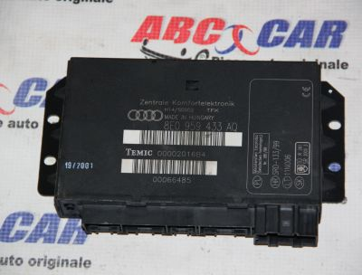 Calculator confort Audi A4 B6 8E 2000-2005 8E0959433AQ