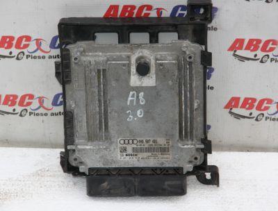 Calculator motor Audi A8 D4 4H 2010-2016 3.0 TDI4H0907401