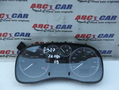 Ceasuri de bord Peugeot 307 2001-2008P9654485280