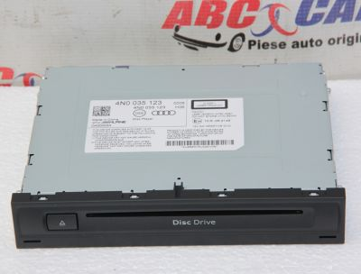 CD/DVD player Audi A7 4K 2018-prezent 4N0035123