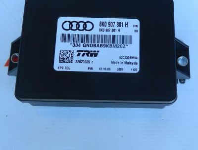 Modul frana Audi A4 B8 8K 2008-2015 2.0 TDI 8K0907801H