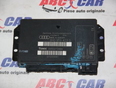 Calculator confort Audi A4 B6 8E cabrio 2000-2005 8H0959433D