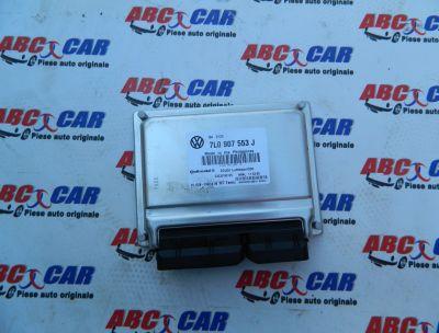 Calculator suspensie hidraulica VW Touareg 7L 2003-2010 7L0907553J