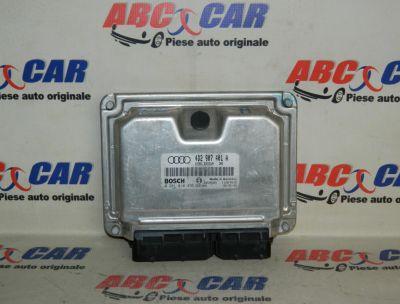 Calculator motor Audi A8 (4D2 , 4D8) 1994-2002 2.5 TDI 4D2907401A