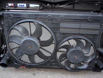 Electroventilatoare VW Passat B7 2010-2014 2.0 TDI