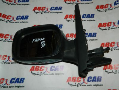 Oglinda stanga manuala Renault Kangoo 1 1997-2007