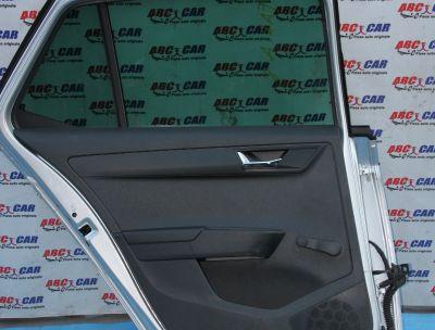 Macara usa stanga spate Skoda Fabia 3 (NJ) hatchback 2014-prezent