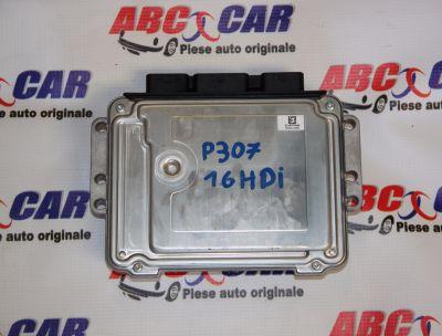 Calculator motor Peugeot 307 2001-2008 1.6 HDI 9661377280