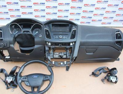Kit plansa bord Ford Focus 3 Facelift 2015-2018