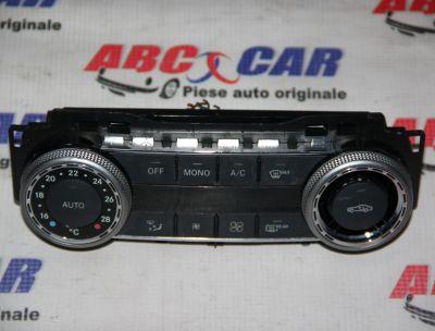 Panou climatronic Mercedes C-Class W204 2008-2013 2049009104