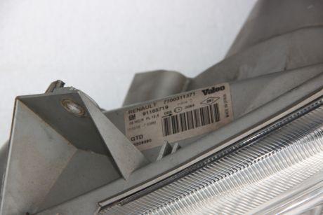 Far stanga Opel Vivaro A 2001-20147700311371, 91165719