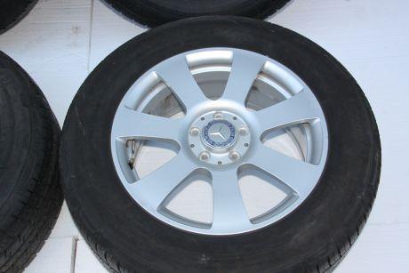 Set jante aliaj R17 Mercedes GLK-Class (X204) 2008-2014 A2044013502