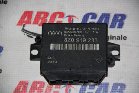 Modul senzori parcare Audi A6 4B C5 1997-20048Z0919283