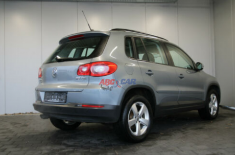 Vas filtru gaze VW Tiguan (5N) 2007-2016