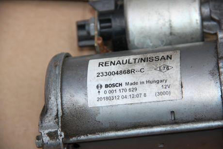 Electromotor Renault Captur 2013-2019 1.5 DCI233004868R