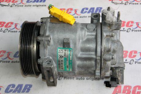 Compresor clima Peugeot 407 1.6 HDI 2004-2010 9648238480